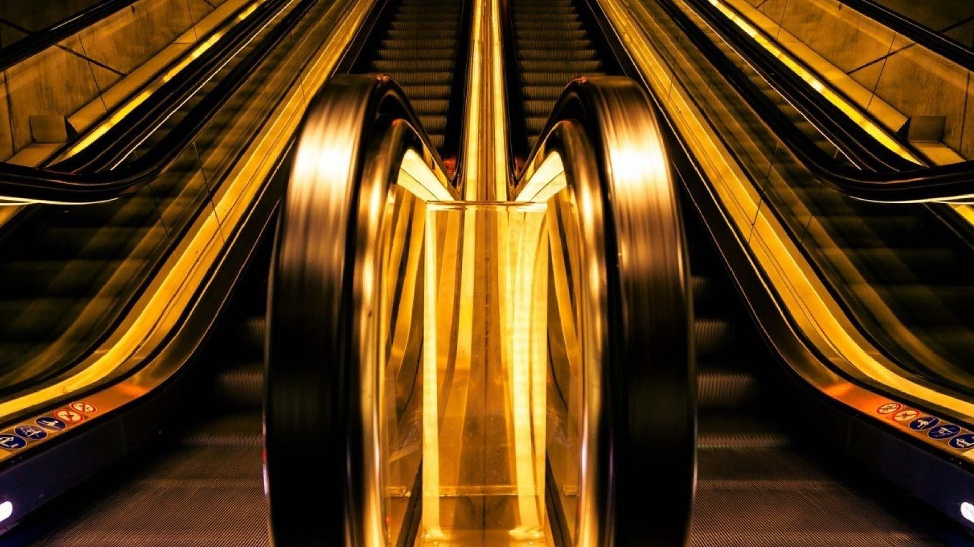 Escalator Parts & Components